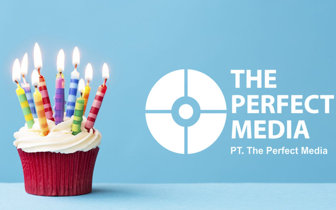 "5 Tahun membangun ""The Perfect Media"""