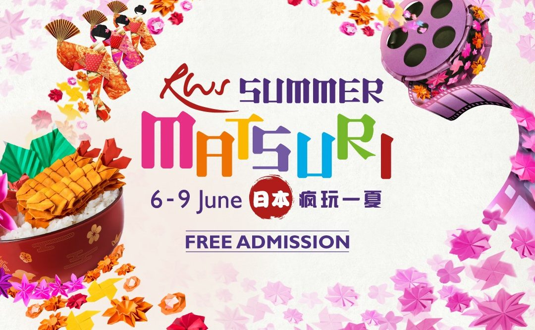 "Bidik Turis Internasional, RWS Promosikan ""RWS Summer Matsuri 2019"" bersama The Perfect Media"